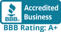 A+ rating with the better business bureau accredited business arbor ridge construction