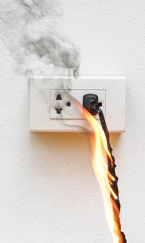 electrical fire damage restoration arbor ridge construction akron and canton ohio